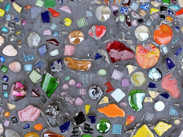 mozaikkészítés kövek