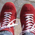 cipőfűzési technikák