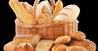 kenyér helyettesítők