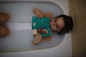 álmatlanság ellen forró fürdő