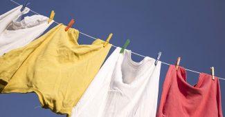 mosási jelek - textil kresz