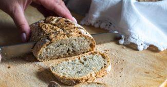 házi kenyér sütés
