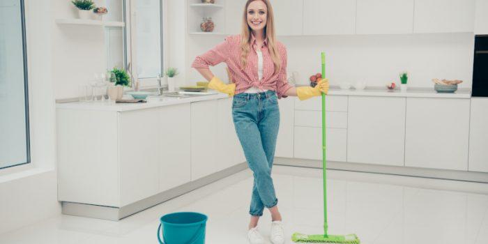 takarítás otthon