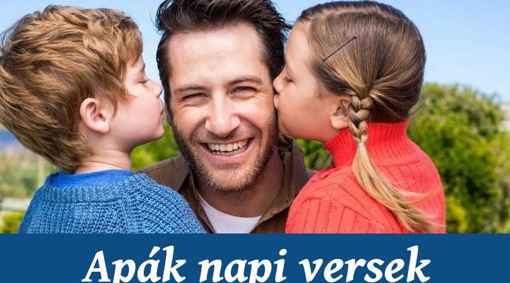 apák napi versek gyűjteménye