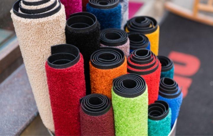 színes szőnyegek