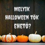 halloween tök ehető?